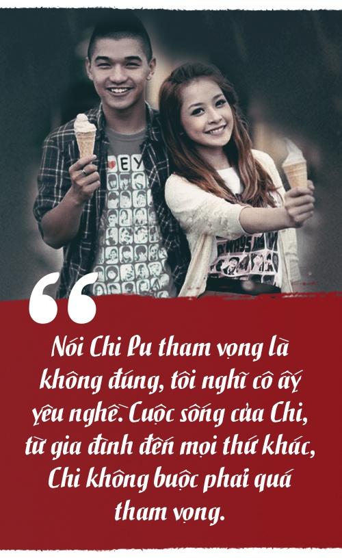 Cuong Seven: 'Khi toi va Chi Pu yeu nhau, Chi da me hat' hinh anh 4