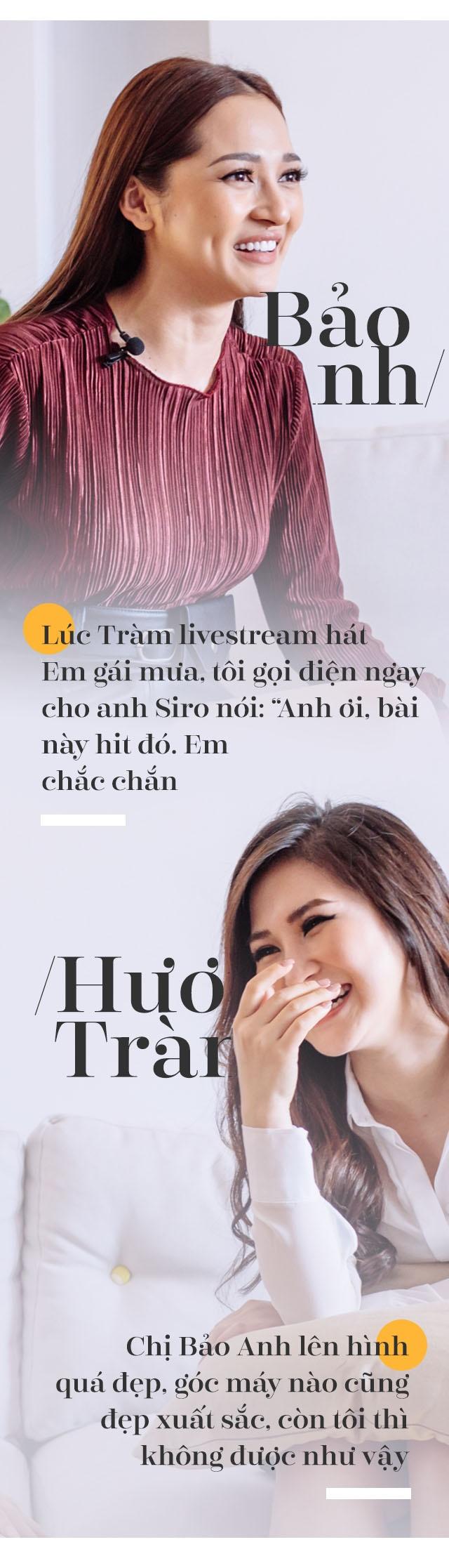 Bao Anh - Huong Tram: 'Nhieu nguoi thich sexy nhung khong dam' hinh anh 4