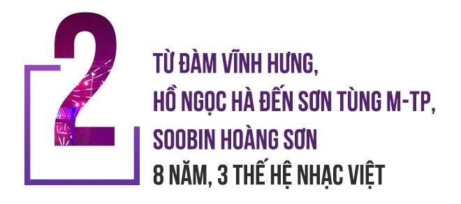 8 nam ZMA - Tu giai thuong nhac truc tuyen den bo mat cua nhac Viet hinh anh 6