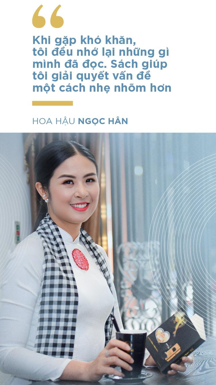 Hoa hau Ngoc Han va cau chuyen nguoi tre khoi nghiep tu sach hinh anh 6