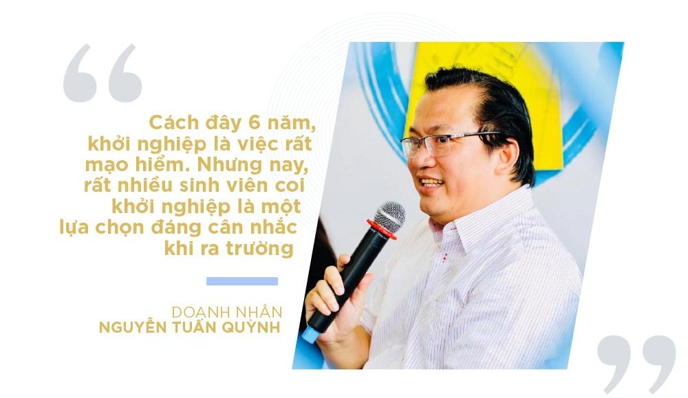 Hoa hau Ngoc Han va cau chuyen nguoi tre khoi nghiep tu sach hinh anh 13