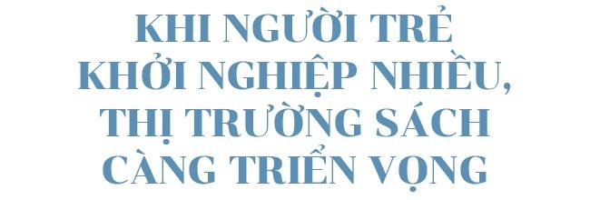 Hoa hau Ngoc Han va cau chuyen nguoi tre khoi nghiep tu sach hinh anh 11