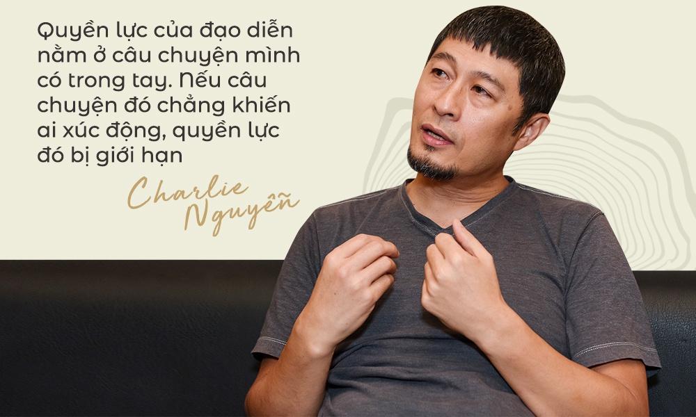 Charlie Nguyen: 'Thai Hoa chi thanh cong voi vai hai thieu nang' hinh anh 3
