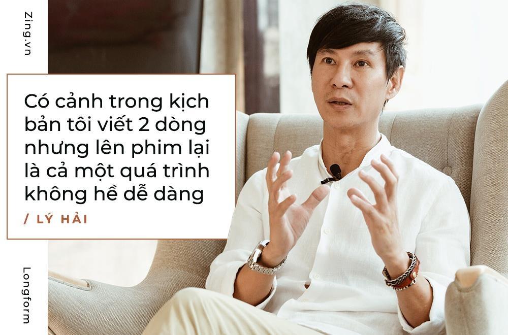Ly Hai: 'Toi khong phai thanh than, lien tuc co loi voi Minh Ha' hinh anh 4