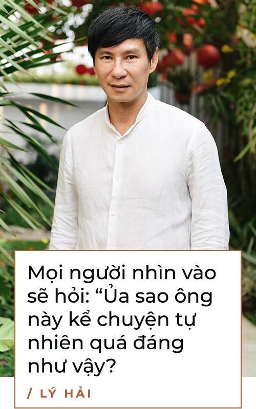 Ly Hai: 'Toi khong phai thanh than, lien tuc co loi voi Minh Ha' hinh anh 5