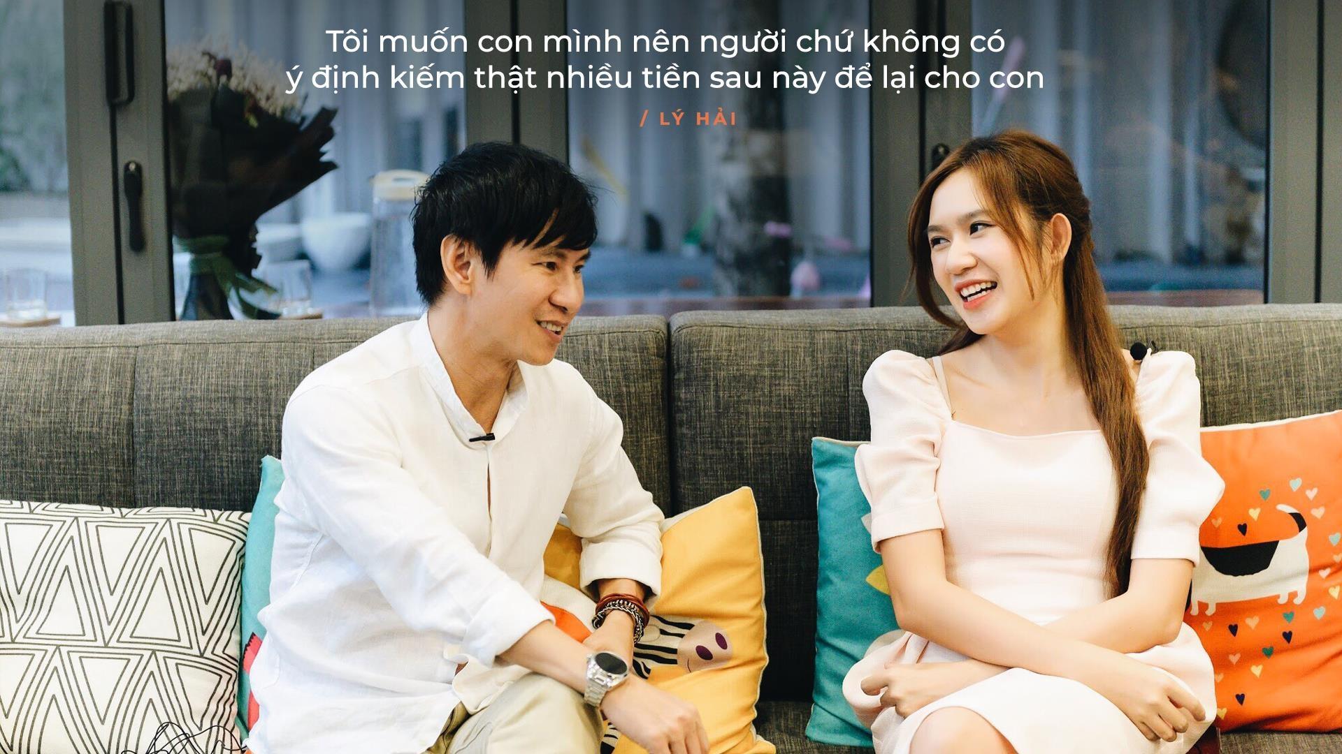 Ly Hai: 'Toi khong phai thanh than, lien tuc co loi voi Minh Ha' hinh anh 12