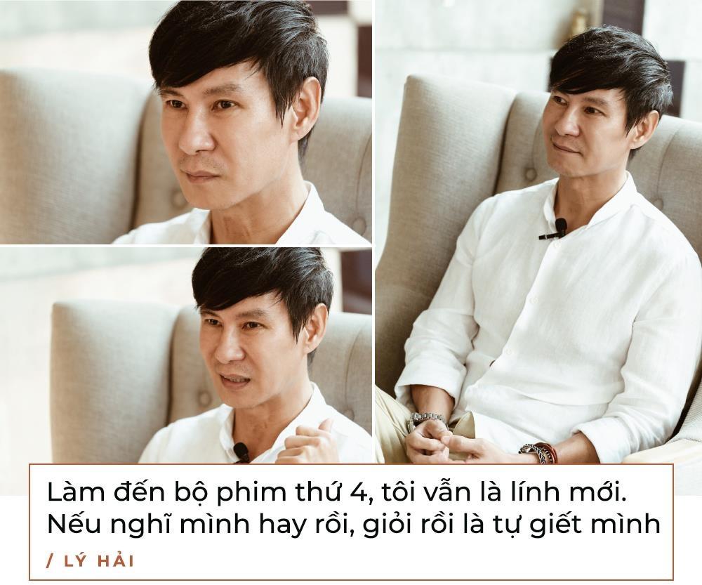 Ly Hai: 'Toi khong phai thanh than, lien tuc co loi voi Minh Ha' hinh anh 6