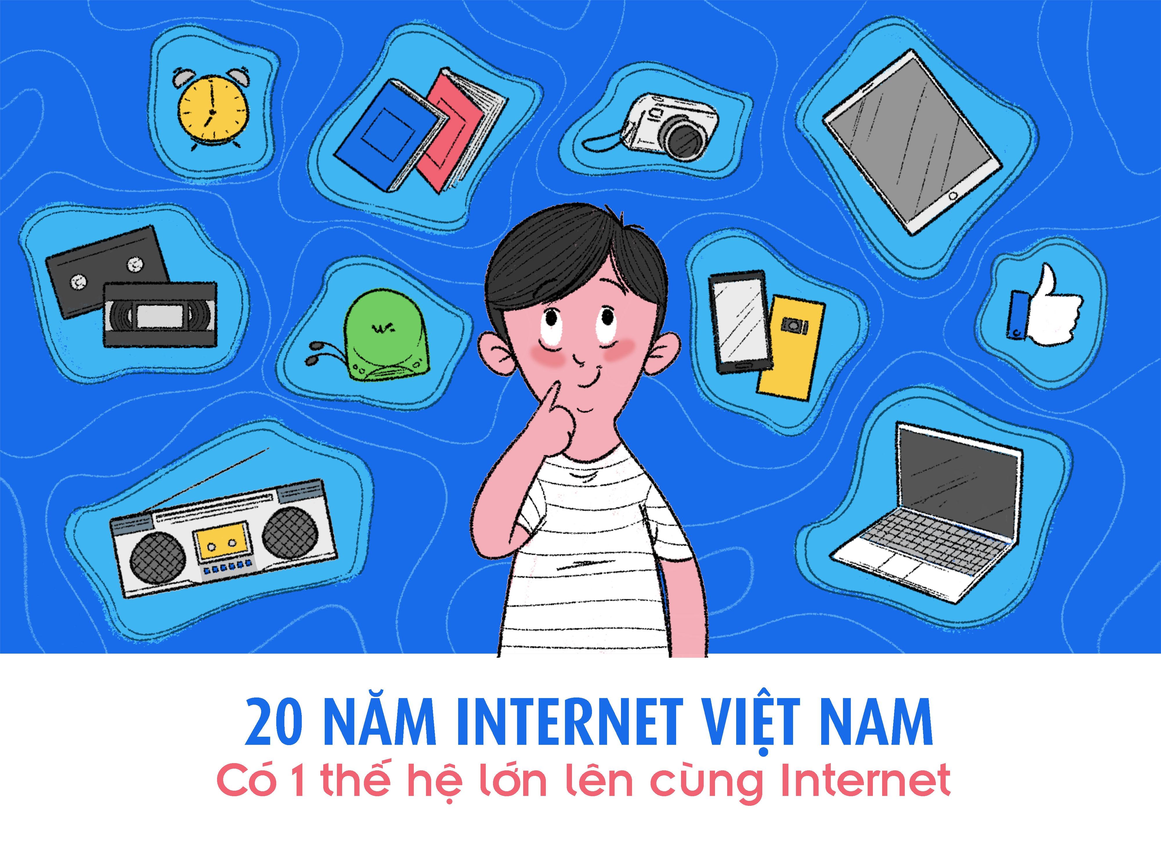20 nam Internet Viet Nam anh 2