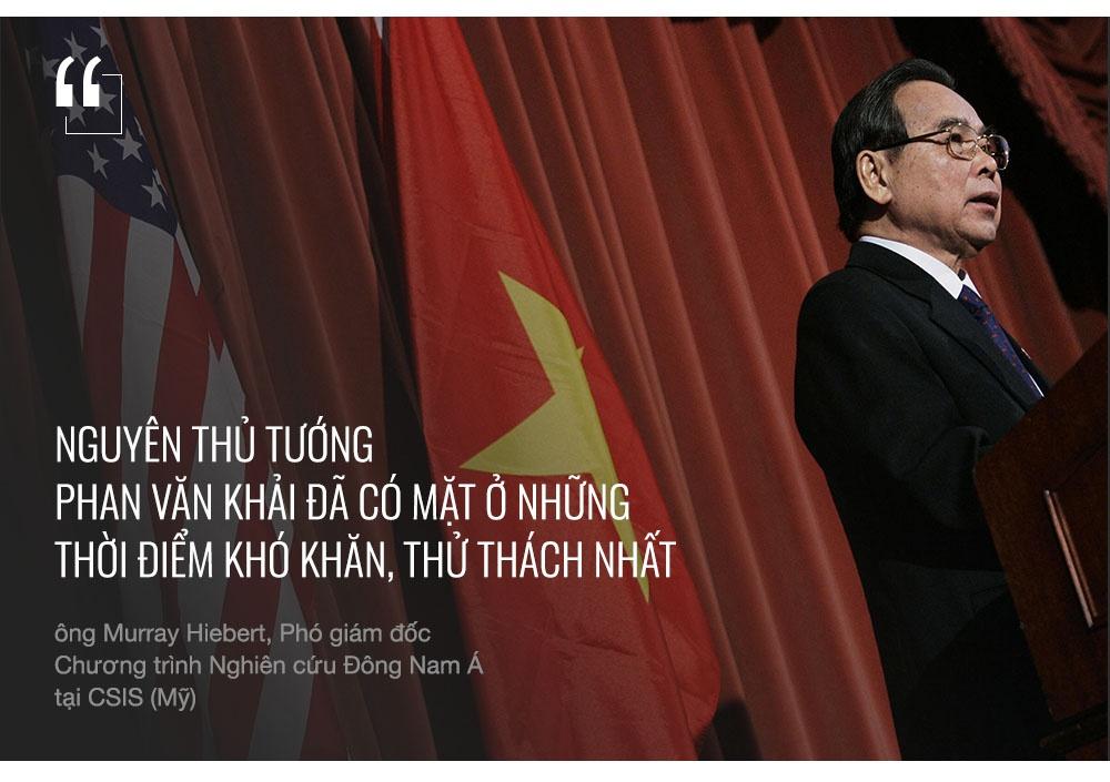 Ong Phan Van Khai: Thuyen truong lang le cua con tau kinh te Viet Nam hinh anh 5