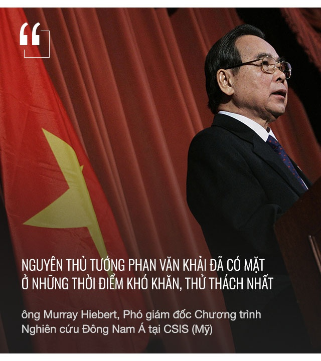 Ong Phan Van Khai: Thuyen truong lang le cua con tau kinh te Viet Nam hinh anh 4