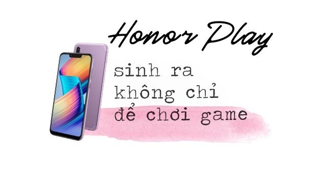 Honor Play: 'Khung long' choi game gay bat ngo voi tinh nang chup anh hinh anh 3