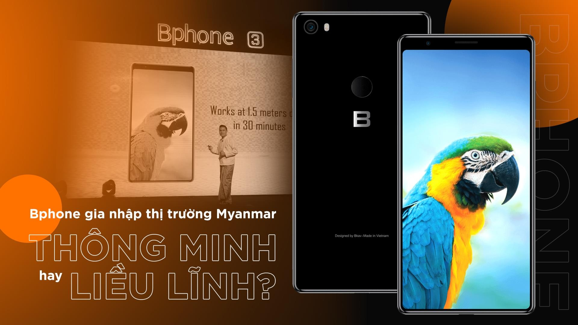 Bphone gia nhap thi truong Myanmar - thong minh hay lieu linh? hinh anh 2