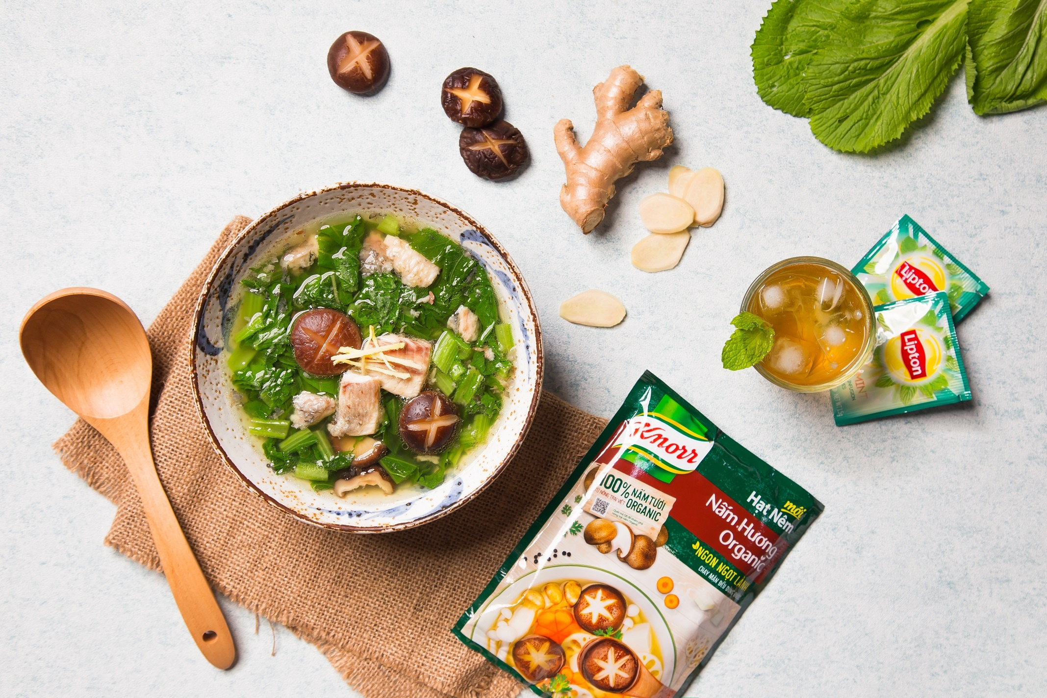 knorr anh 8