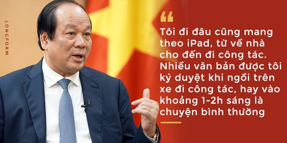 Bo truong Mai Tien Dung anh 8