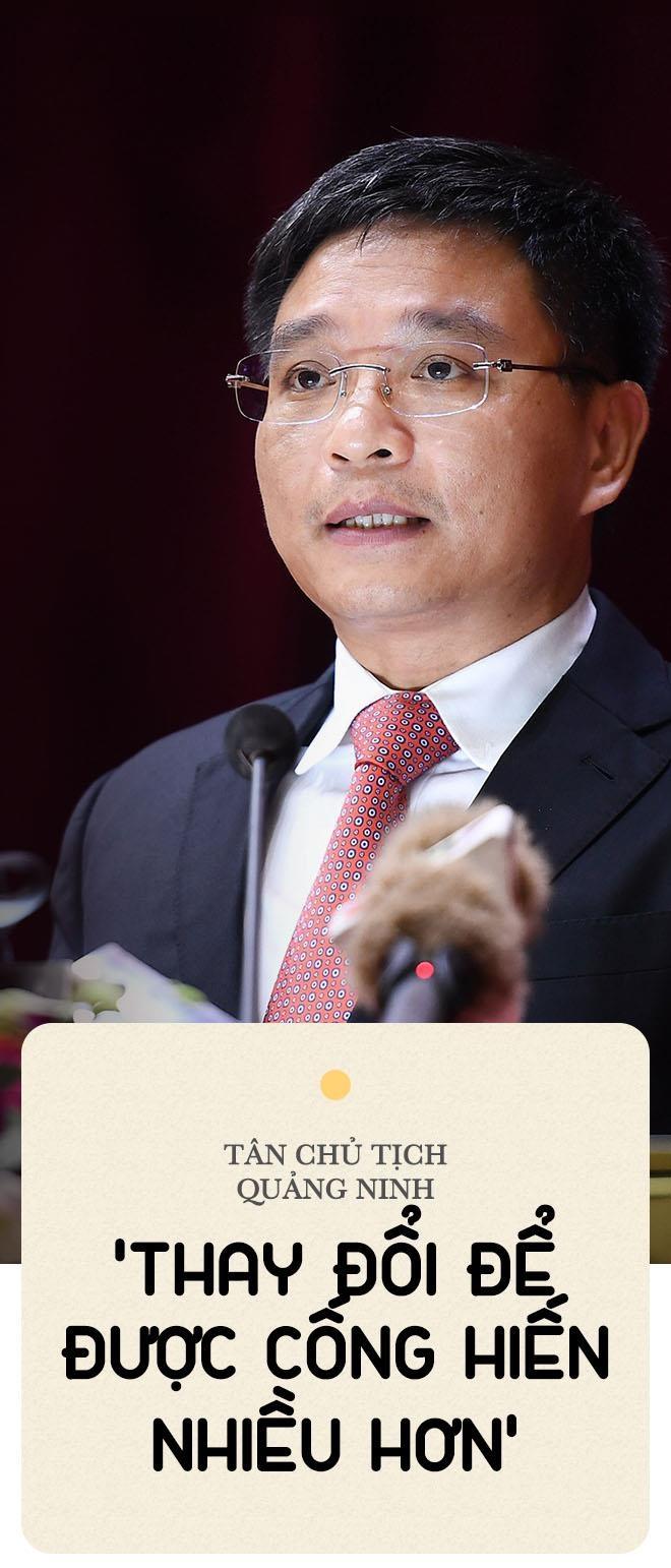 Tan Chu tich Quang Ninh: 'Thay doi de duoc cong hien nhieu hon' hinh anh 1