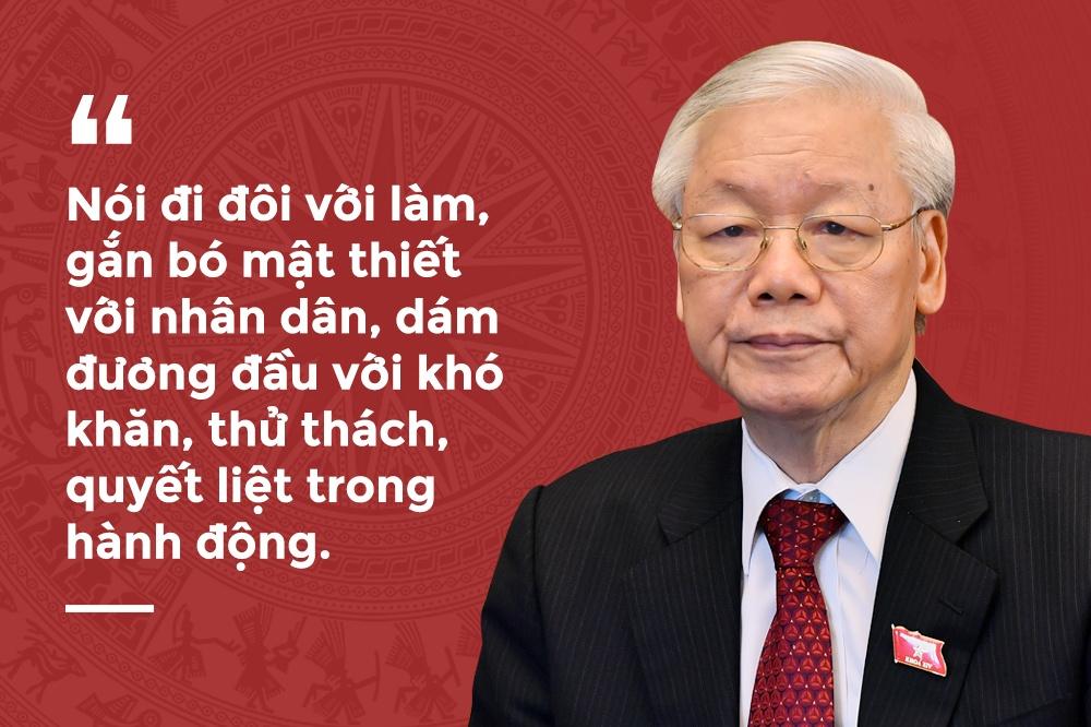 lua chon nhan su cho Dai hoi Dang XIII anh 2