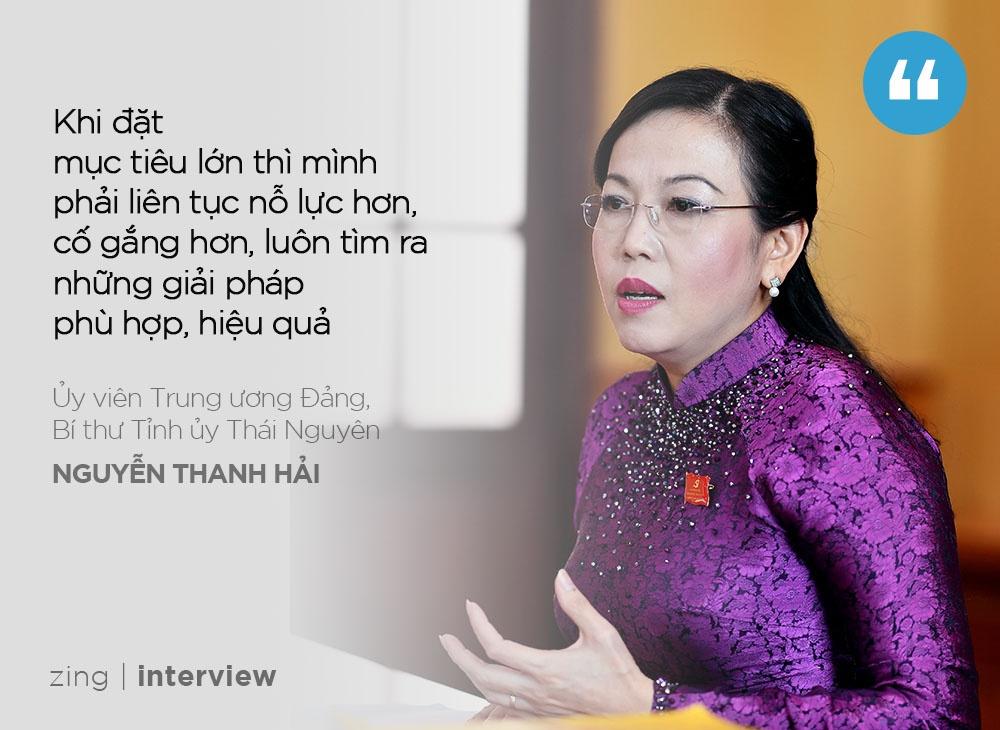 Bi thu Thai Nguyen chia se tran tro trong nhiem ky moi anh 1