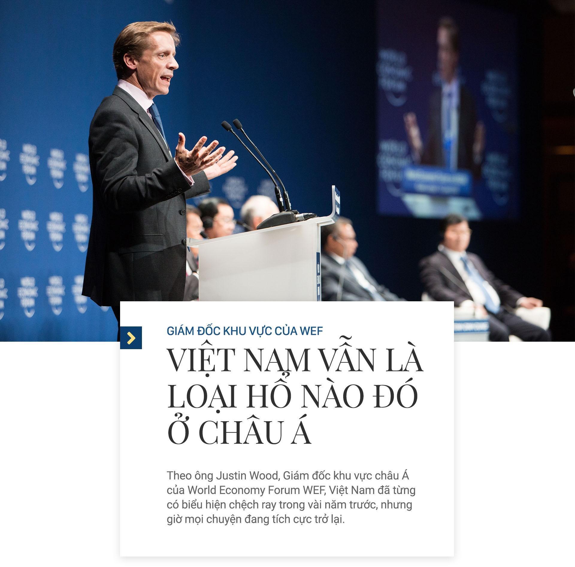 Giam doc khu vuc cua WEF: 'Viet Nam van la loai ho nao do o chau A' hinh anh 2