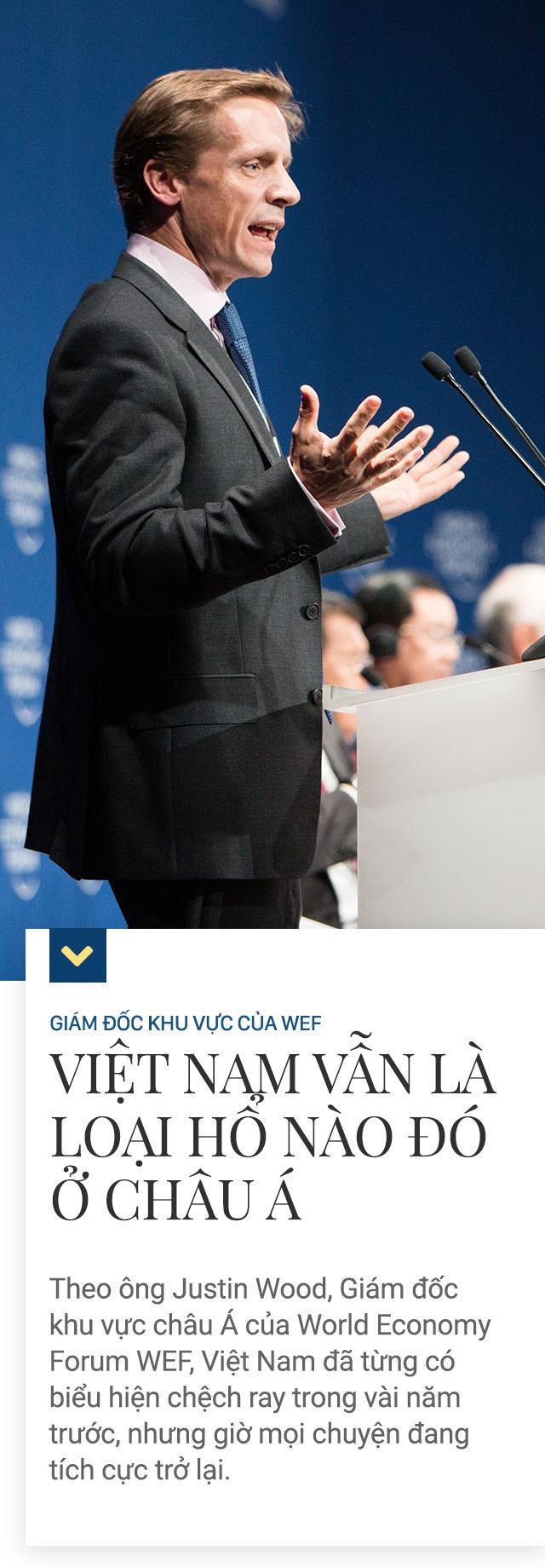 Giam doc khu vuc cua WEF: 'Viet Nam van la loai ho nao do o chau A' hinh anh 1