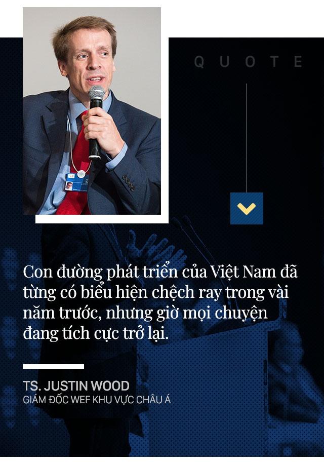 Giam doc khu vuc cua WEF: 'Viet Nam van la loai ho nao do o chau A' hinh anh 3