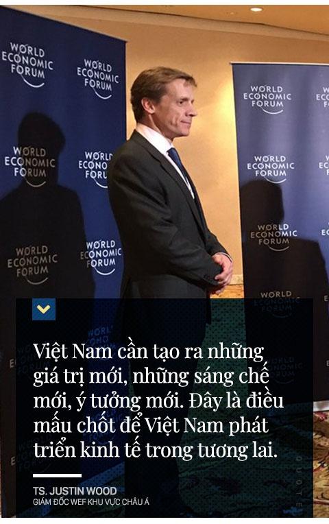 Giam doc khu vuc cua WEF: 'Viet Nam van la loai ho nao do o chau A' hinh anh 6