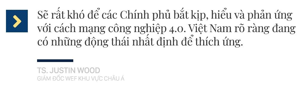 Giam doc khu vuc cua WEF: 'Viet Nam van la loai ho nao do o chau A' hinh anh 8