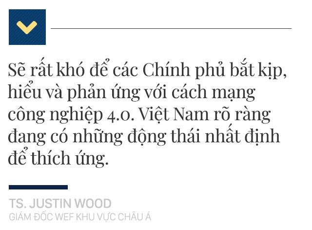 Giam doc khu vuc cua WEF: 'Viet Nam van la loai ho nao do o chau A' hinh anh 7