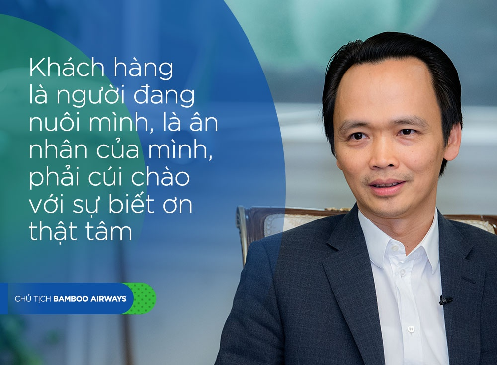 Chu tich Bamboo Airways: 'Chung toi khong lam gi voi vang' hinh anh 1 QUOTE1_DESKTOP_1_1.jpg