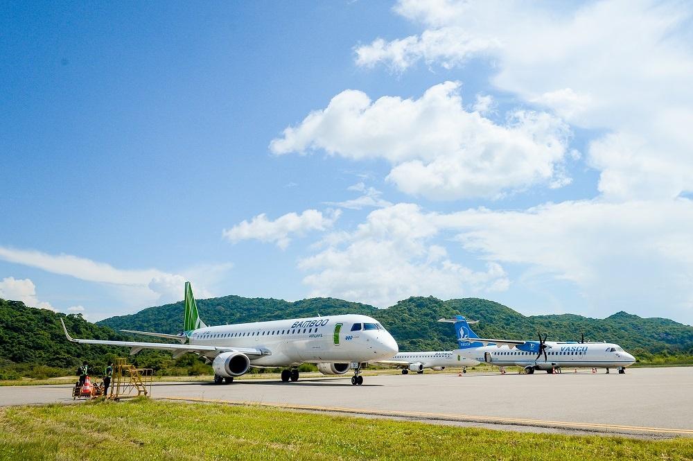 san bay ly son va phu quy anh 1  - VTS3486_RG - Đề xuất quy hoạch sân bay ở đảo Lý Sơn, Phú Quý