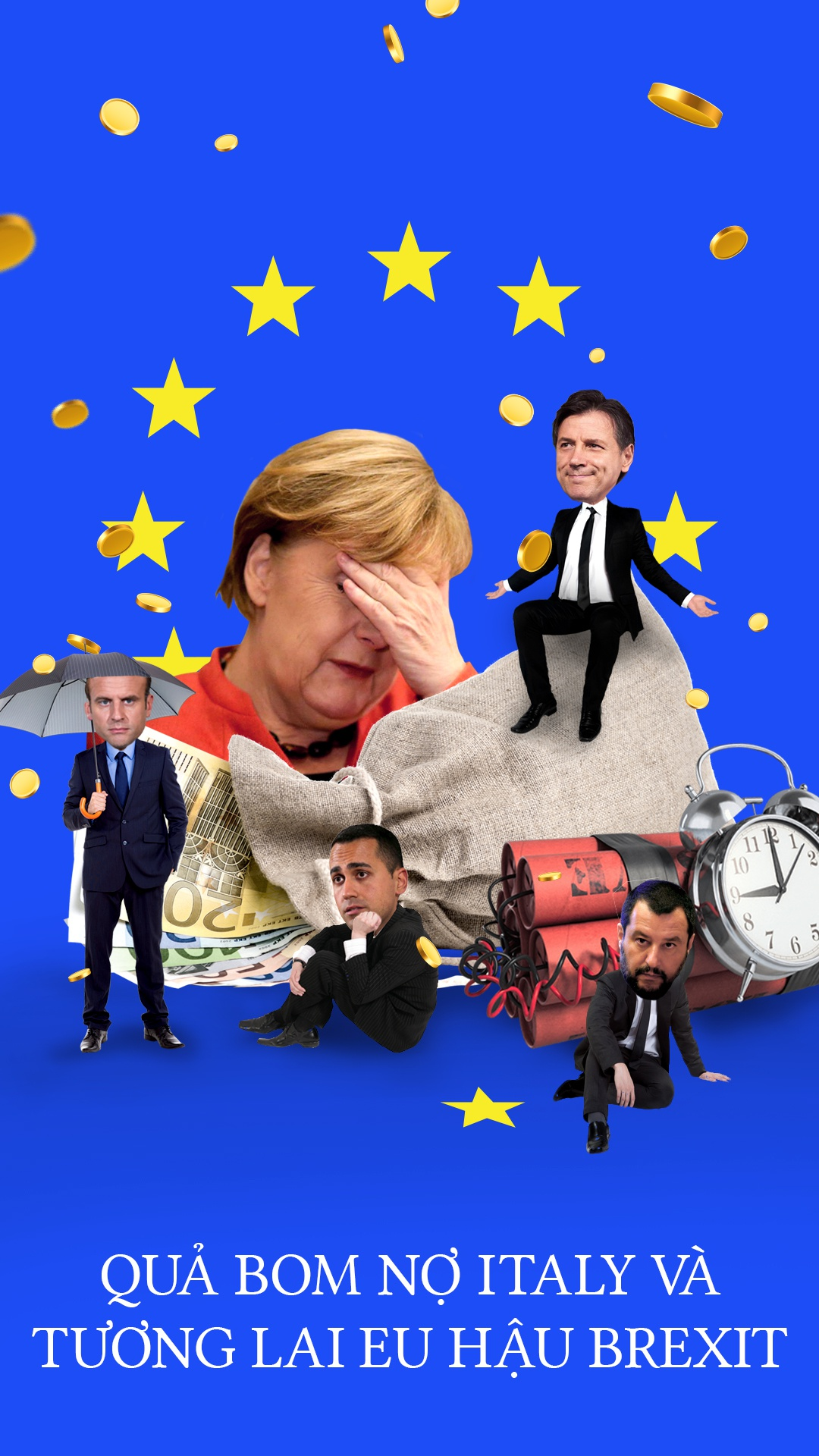Qua bom no Italy va tuong lai EU hau Brexit hinh anh 1