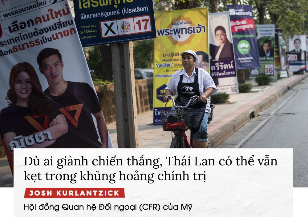 Cai bong cua ong Thaksin trong bau cu Thai Lan anh 9