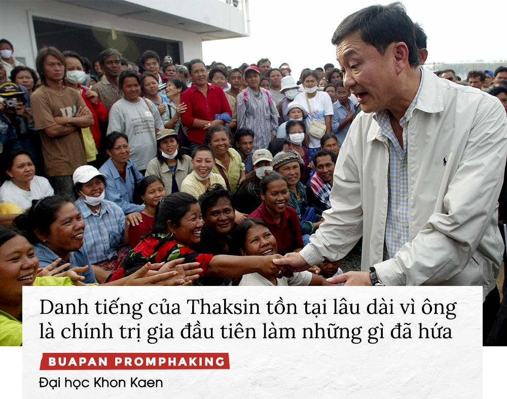Chiec bong qua lon cua cuu thu tuong Thaksin voi chinh truong Thai hinh anh 3
