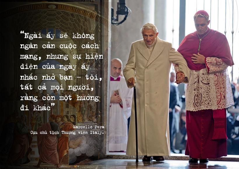 Hai giao hoang o Vatican anh 14