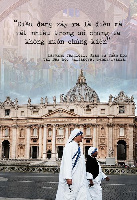 Hai giao hoang o Vatican anh 17