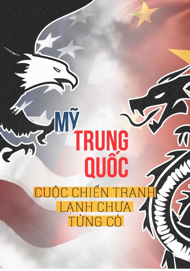 My, Trung Quoc va cuoc chien tranh lanh chua tung co trong lich su hinh anh 1