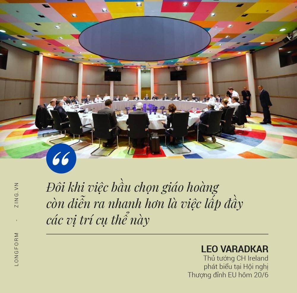 Ursula von der Leyen - 'nu tuong' moi cua mot EU day chia re? hinh anh 8