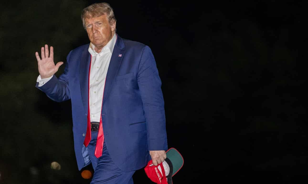Cuoc van dong cua Trump o Tulsa anh 3