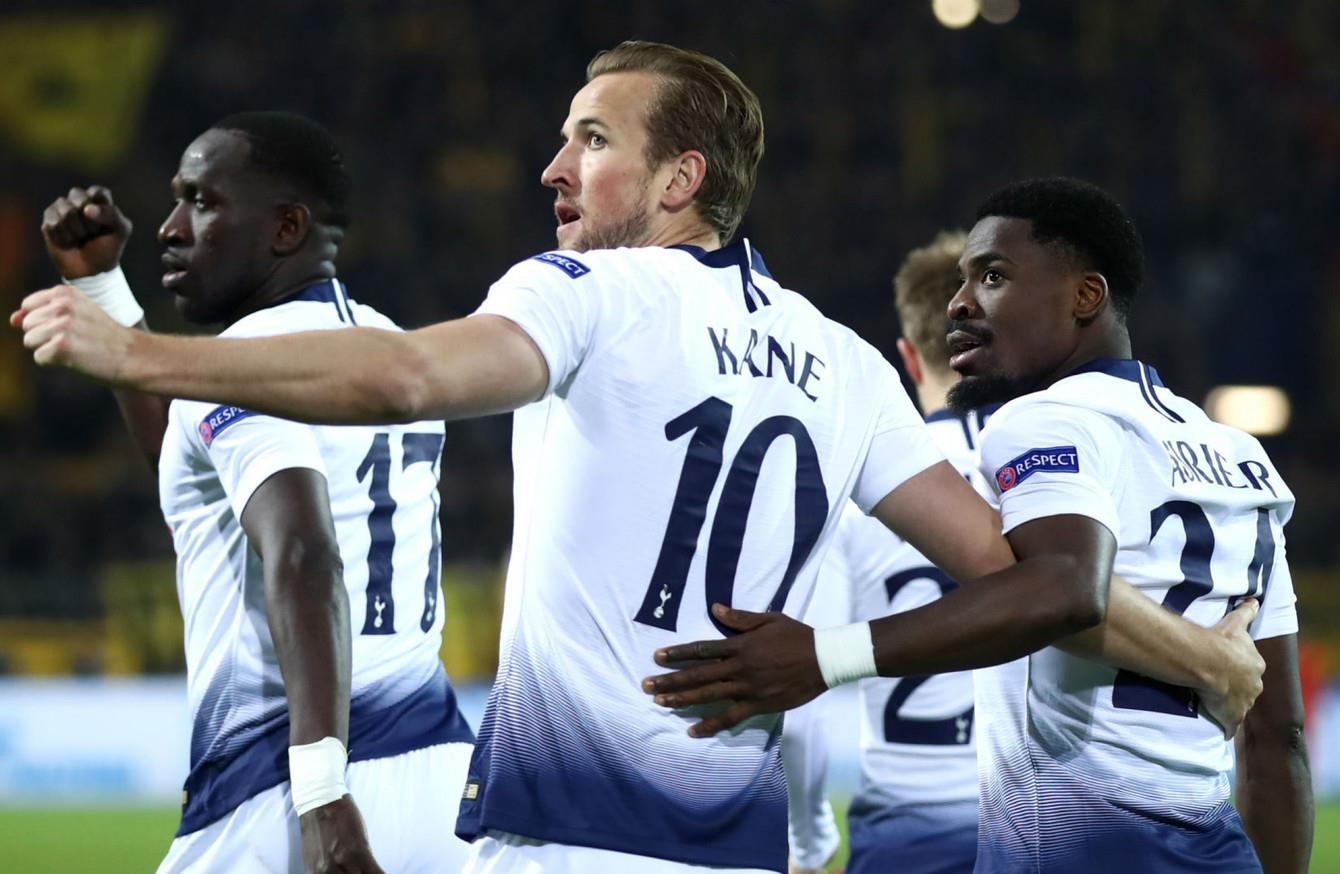 Tottenham vao chung ket CL anh 4