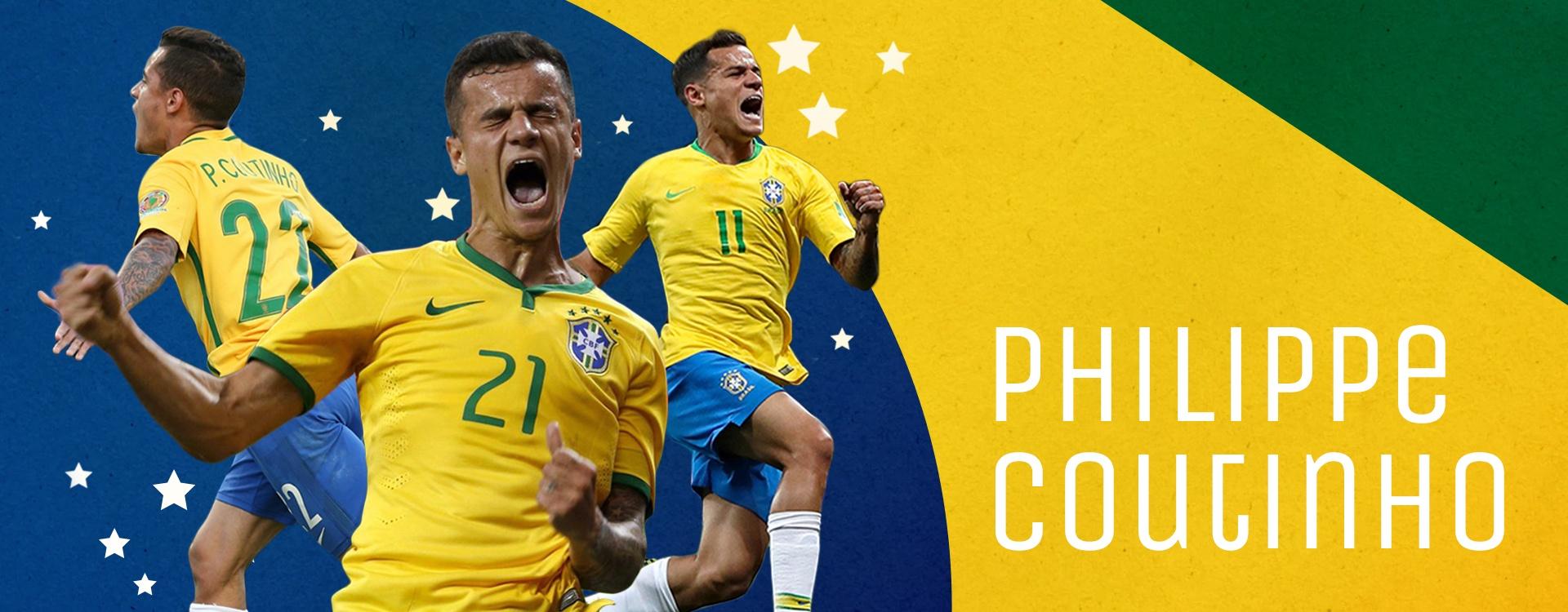Philippe Coutinho: Cho dua so 1 cua tuyen Brazil hinh anh 13