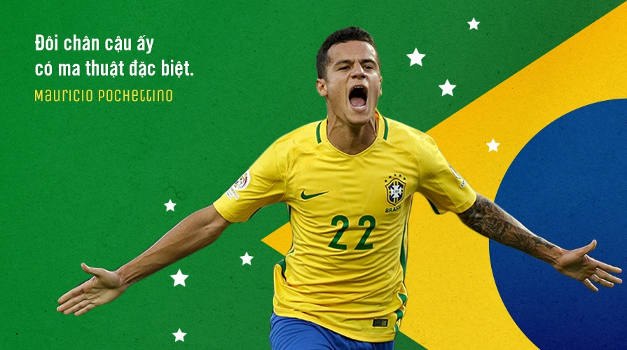 Philippe Coutinho: Cho dua so 1 cua tuyen Brazil hinh anh 5