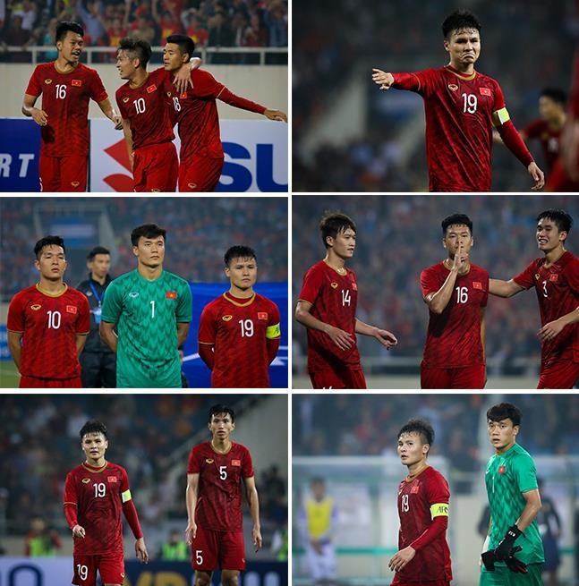 Viet Nam vao vong chung ket U23 chau A 2020 - nhin tu diem giao bong hinh anh 6