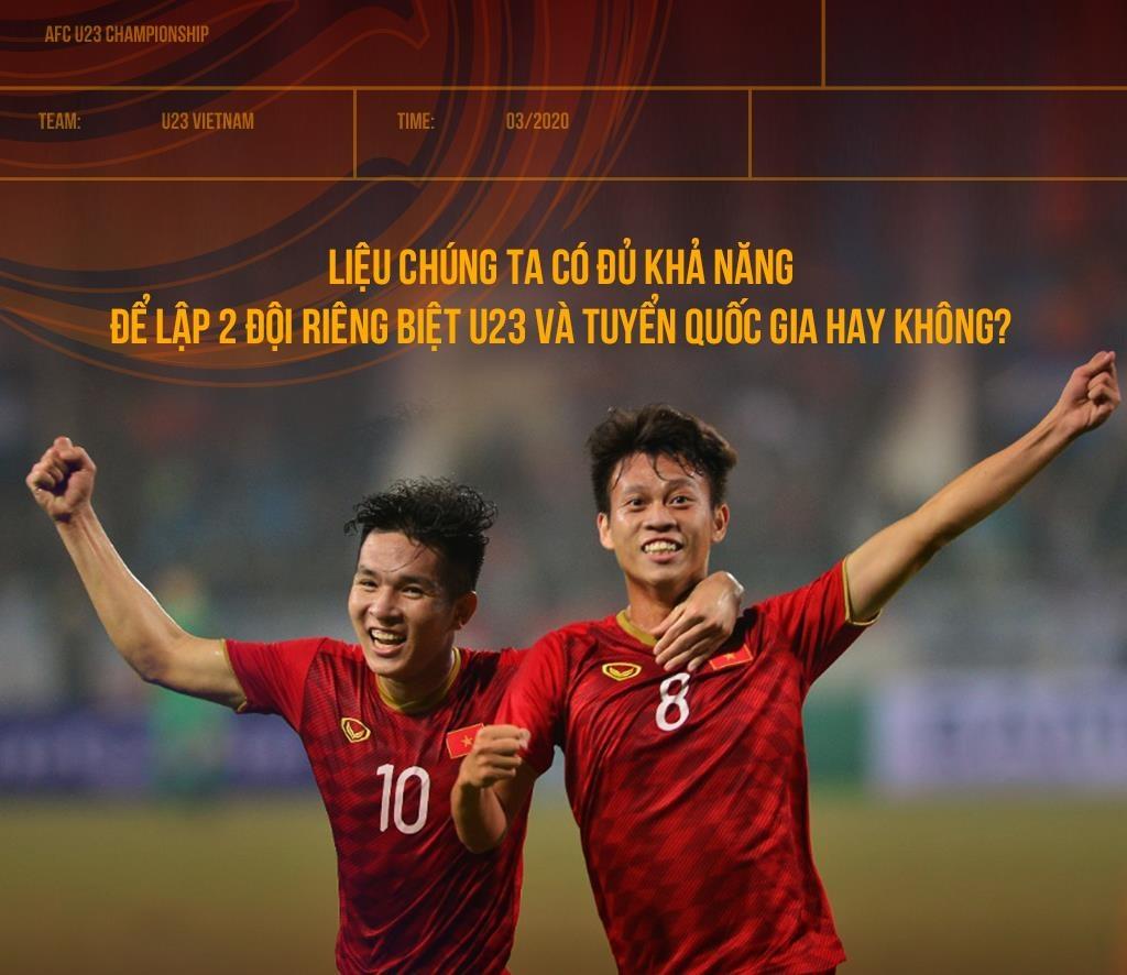 Viet Nam vao vong chung ket U23 chau A 2020 - nhin tu diem giao bong hinh anh 5