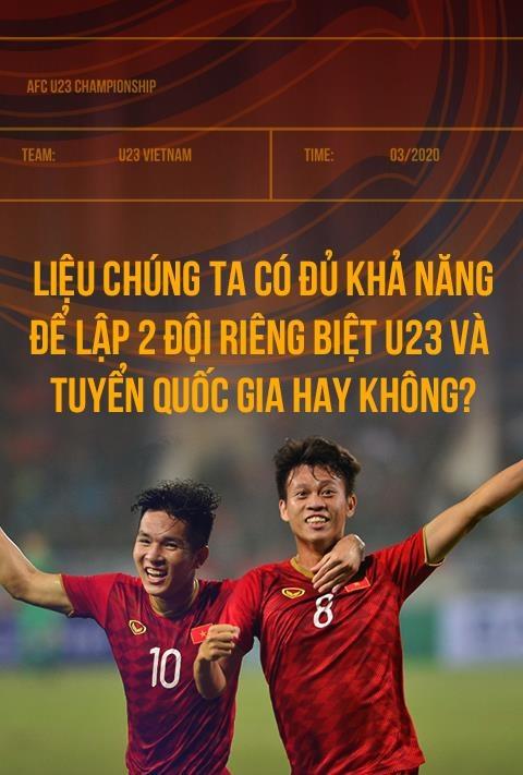 Viet Nam vao vong chung ket U23 chau A 2020 - nhin tu diem giao bong hinh anh 4