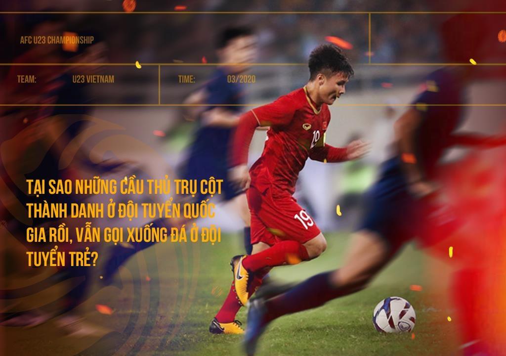 Viet Nam vao vong chung ket U23 chau A 2020 - nhin tu diem giao bong hinh anh 10