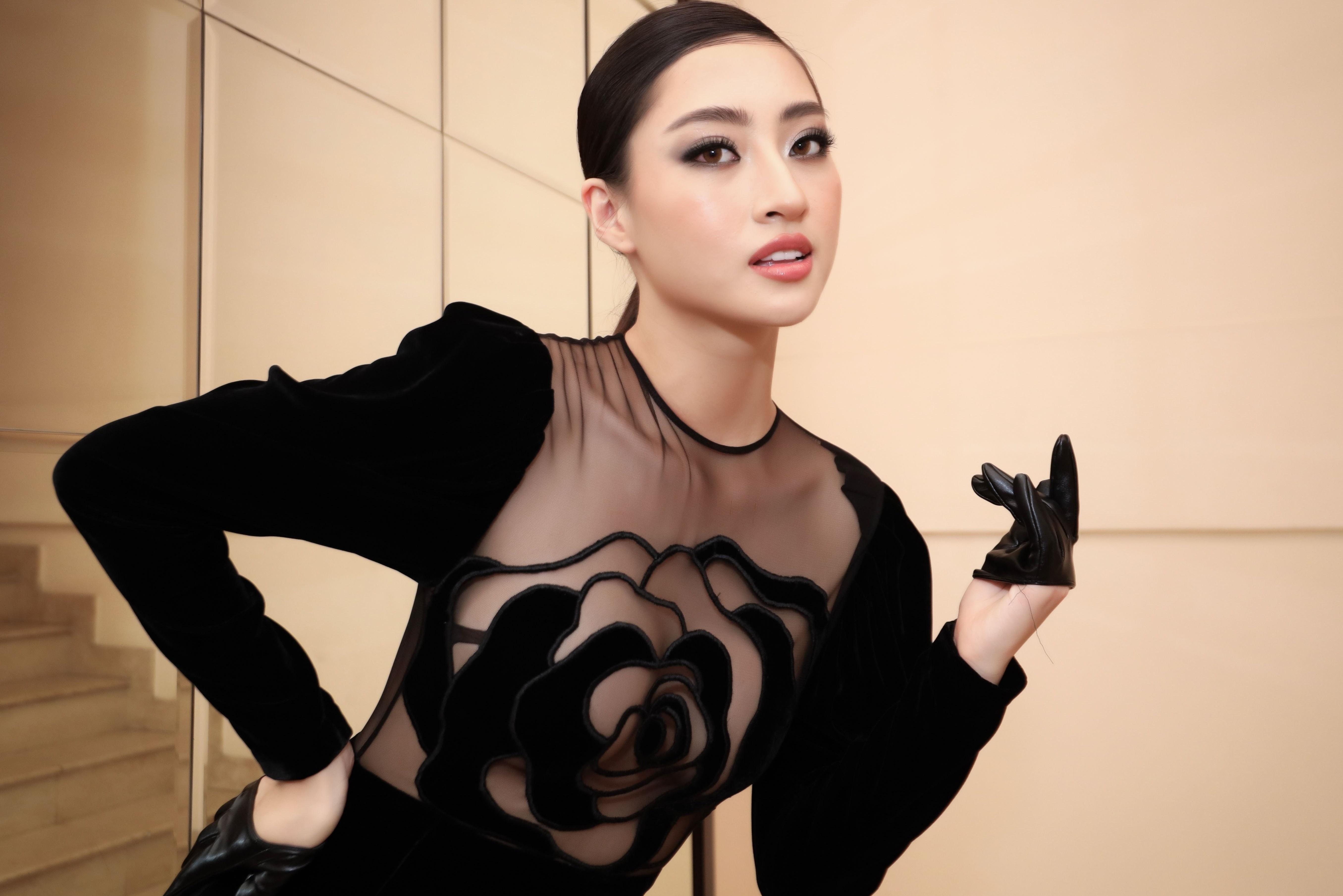Hoa hậu Lương Thùy Linh: 'Tôi không còn sợ ánh đèn sân khấu'