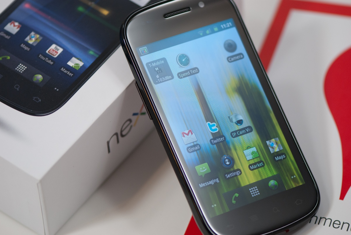 Dien thoai Android cu khong dung duoc Google anh 1