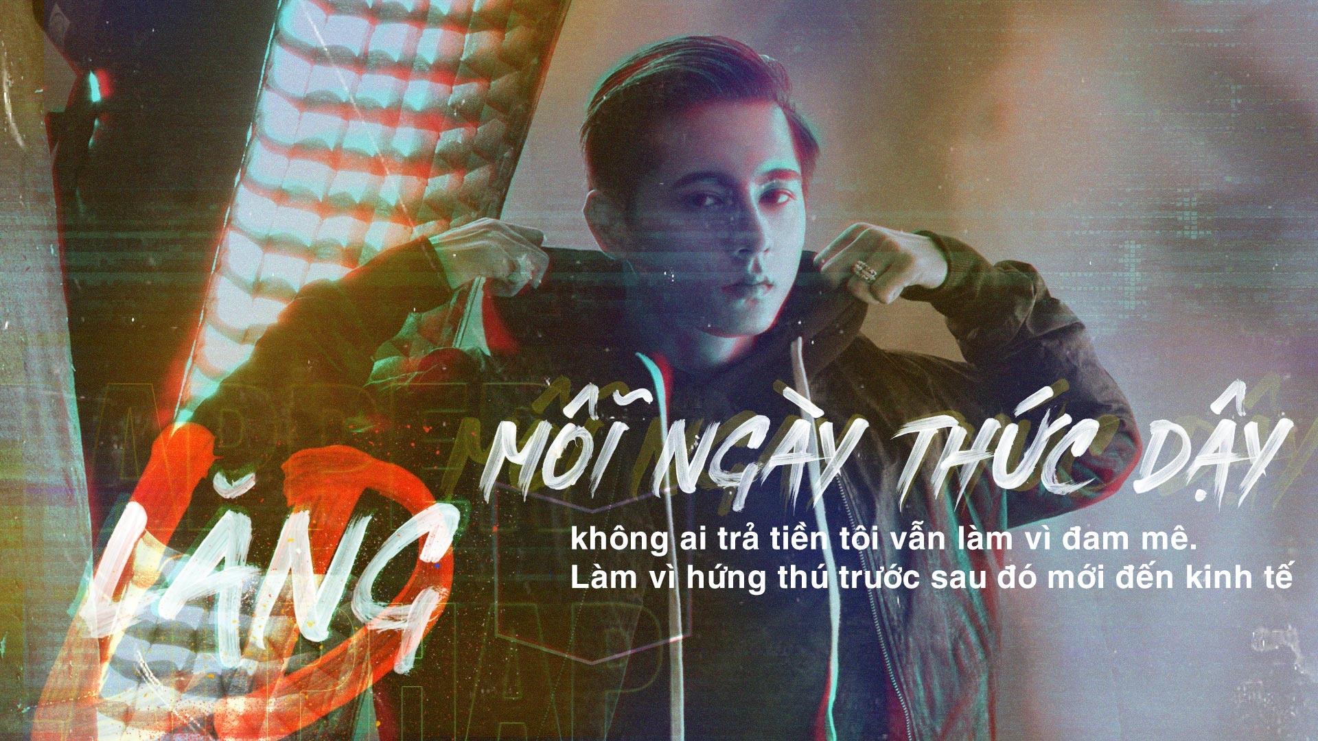 Hanh trinh di tim chinh minh cua chang rapper lai Phap hinh anh 5