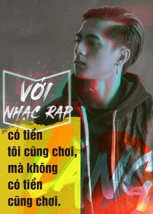 Hanh trinh di tim chinh minh cua chang rapper lai Phap hinh anh 4