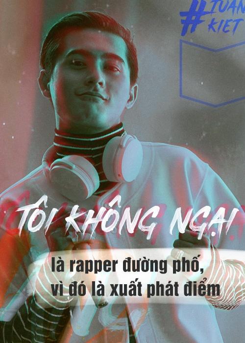 Hanh trinh di tim chinh minh cua chang rapper lai Phap hinh anh 10