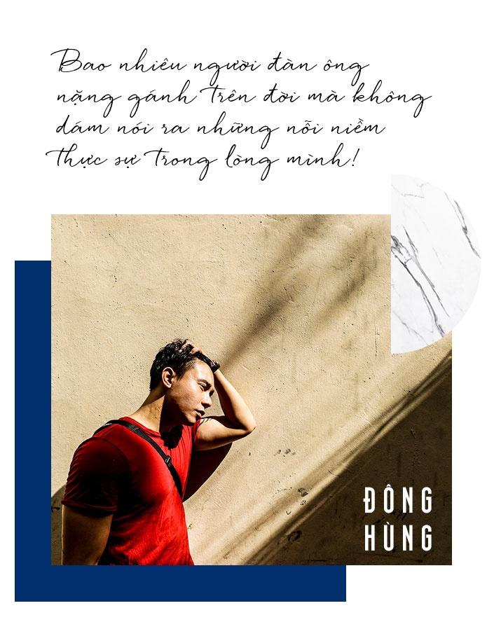 Dong Hung: 'Khoc giua dam dong, khong ai khoc cung minh' hinh anh 11
